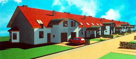 Trzy nowe osiedla w Goczałkowicach