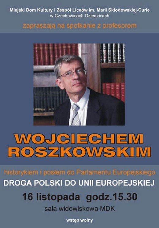 Wojciech Roszkowski w MDK