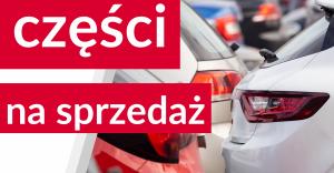 Krajowa Administracja Skarbowa sprzedaje części samochodowe