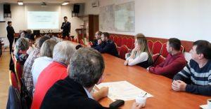 Problem bezdomności w Gminie Czechowice-Dziedzice  - konferencja