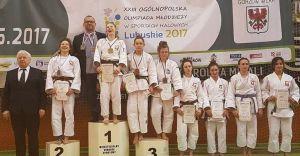 Izabella Socha srebrną medalistką Ogólnopolskiej Olimpiady Młodzieży