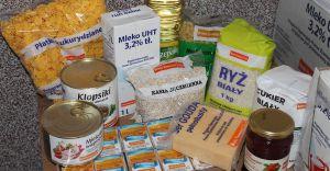 OPS wznowił wydawanie żywności z krótkim terminem ważności