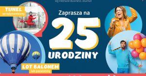 BEST rozdaje 25 kursów na 25-lecie i zaprasza na lot balonem