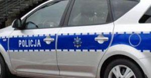 Policja szuka kierowcy białego busa
