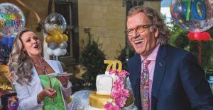 70 lat młodości - urodziny André Rieu w Kinie Świt