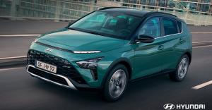 BAYON nowość w gamie SUV-ów Hyundai już w salonach WITPOL