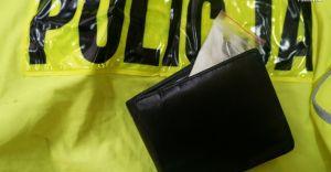 20-latek zostawił na stacji paliw portfel z... amfetaminą