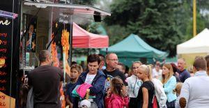 Pożegnanie wakacji z food truckami w Czechowicach-Dziedzicach