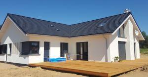 Nowy energooszczędny dom - budowa szybka i bezpieczna