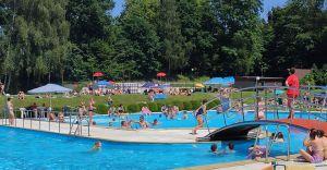 Na kąpielisko MOSiR przy Legionów może wejść więcej osób