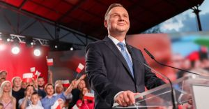 [WYNIKI] Andrzej Duda wygrywa pierwszą turę wyborów w gminie