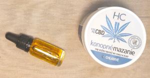 Dobroczynne właściwości Oleju CBD i produktów konopnych