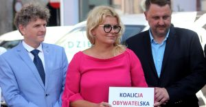 Agnieszka Gorgoń-Komor senatorem! Minimalne zwycięstwo bielszczanki