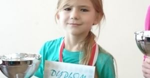 Sukces młodej szachistki z Zabrzega na międzynarodowym turnieju