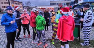 [WIDEO] Sylwestrowe spotkanie biegowe w Czechowicach-Dziedzicach