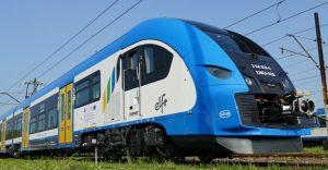 Przez awarię sieci trakcyjnej pociągi jeżdżą z dużym opóźnieniem