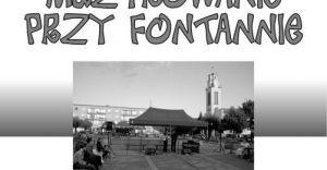 Letnie muzykowanie przy fontannie