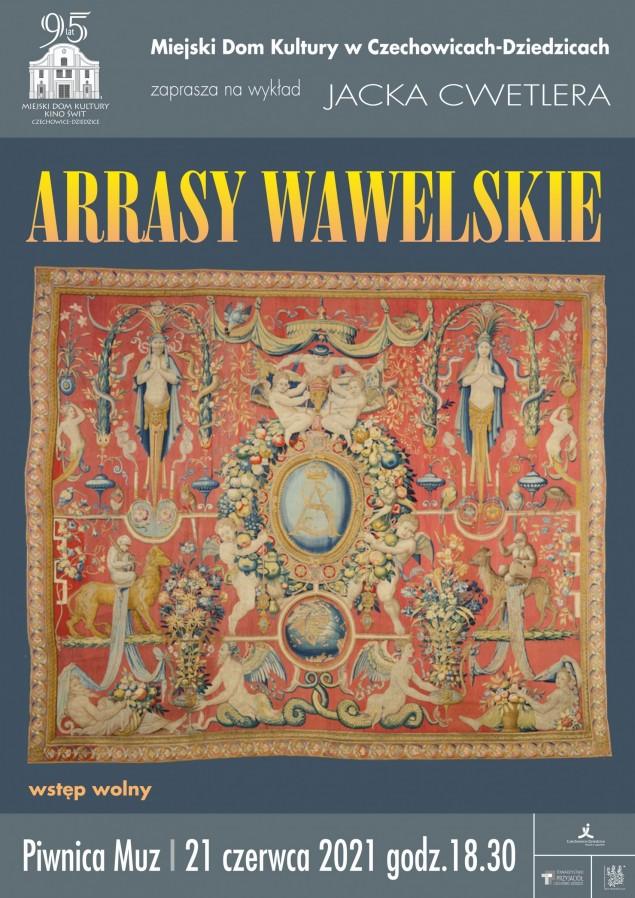 arrasy wawelskie
