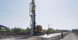 [WIDEO, FOTO] Postępuje modernizacja czechowickiego węzła kolejowego