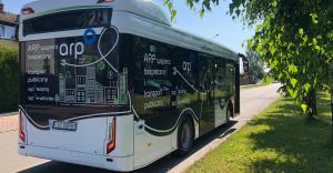 [FOTO] PKM Czechowice-Dziedzice testuje autobus elektryczny
