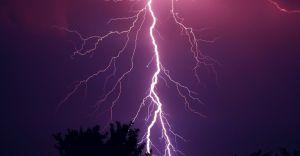 Ostrzeżenie IMGW trzeciego stopnia! -  burze z ulewnymi opadami deszczu