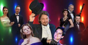 Wino kobiety i śpiew - koncert galowy na Dzień Kobiet