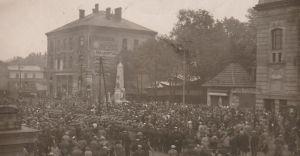 """""""Czechowiccy legioniści"""" w Piwnicy Muz w Czechowicach-Dziedzicach"""