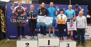 Kolejne świetne wyniki mieszkańca miasta w zawodach nordic walking