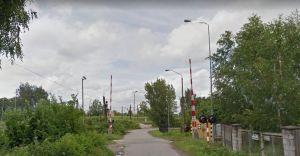 Powstanie połączenie ulic Górniczej i Barlickiego i wiadukt nad torami?