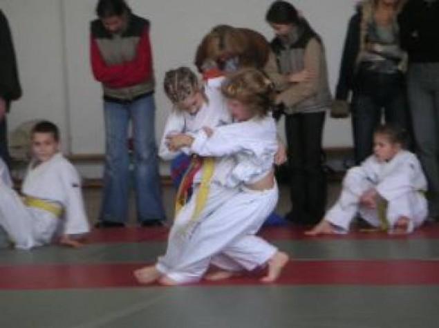 Nabór do sekcji judo w Czechowicach
