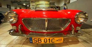 [Ciekawe miejsca] Muzeum Motoryzacji w Bielsku-Białej