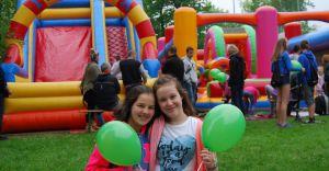 Majówka na Lipowcu - występy uczniów i mażoretek, koncerty