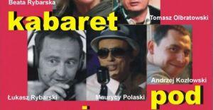 Kabaret Pod Wyrwigroszem w MDK