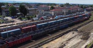 [WIDEO] Czerwcowa relacja z modernizacji węzła kolejowego