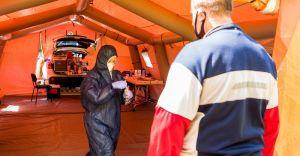 108 nowych przypadków zakażenia - głównie rodziny górników