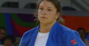 Czechowiczanka żegna się z Olimpiadą. Porażka judoczki w 1/8 finału