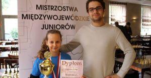 10-letnia Dagmara z Zabrzega pojedzie na Olimpiadę Szachową