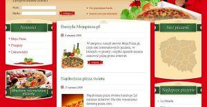 Pizza przez internet w Czechowicach?