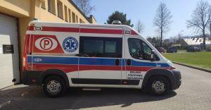 Wymazobus znów wyruszył w teren powiatu bielskiego