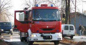 Pracowity dzień dla strażaków