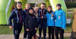 17 medali młodych kajakarzy MKS w Pucharze Polski Południowej