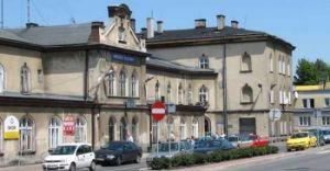 Dworzec kolejowy PKP do gminy