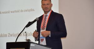 Grzegorz Kotowicz nowym prezesem Polskiego Związku Kajakowego