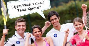 Błyskawiczny kurs tenisa dla początkujących dorosłych - Tenis Xpress
