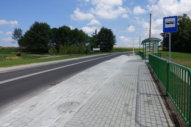 Remont ulicy Krakowskiej w Bestwinie zakończony