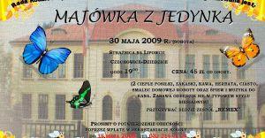 Majówka z Jedynką w Czechowicach