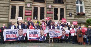 Przy bielskim PiS utworzono Komitet Poparcia Andrzeja Dudy