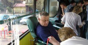 59 osób oddało krew podczas akcji