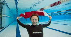[WIDEO] Nieoficjalny rekord świata Magdaleny Solich w freedivingu