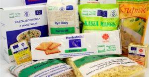 Ośrodek Pomocy Społecznej wyda żywność potrzebującym